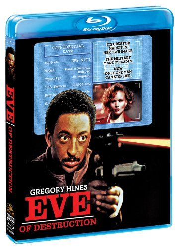 Eve Of Destruction Hines Soutendijk Blu Ray R Ws