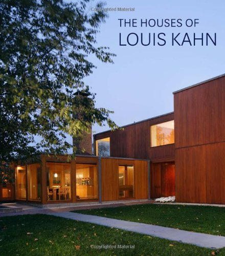 George H. Marcus The Houses Of Louis Kahn