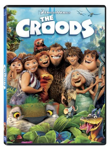 The Croods Croods DVD Pg Ws