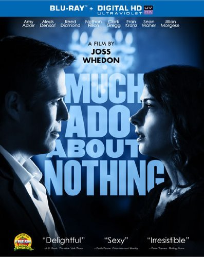 Much Ado About Nothing Much Ado About Nothing Blu Ray Ws Pg13 Uv