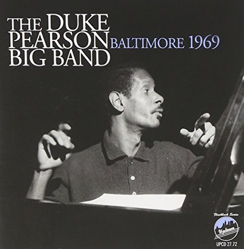 Duke Big Band Pearson Baltimore 1969