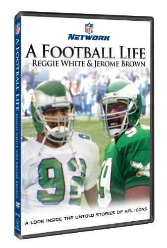 Reggie White & Jerome Brown Football Life Nr
