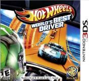 Nintendo 3ds Hot Wheels Worlds Best Driver Whv Games E