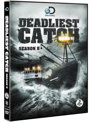 Deadliest Catch Season 8 DVD