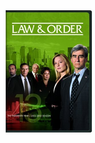 Law & Order Law & Order 13th Year Ws Nr 5 DVD
