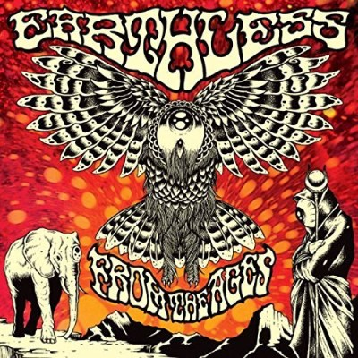 Earthless From The Ages Clear Gold Vinyl Incl. Download Card