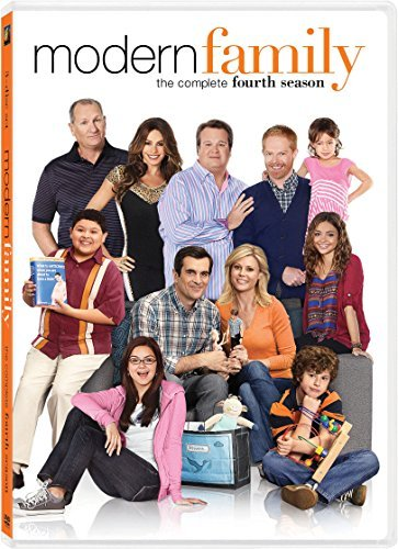 Modern Family Season 4 DVD Nr 3 DVD