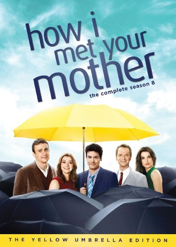How I Met Your Mother Season 8 DVD Nr