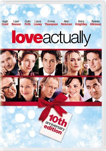 Love Actually 10th Anniversar Love Actually Ws Pg13 Dc Uv