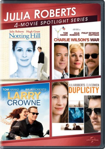 Julia Roberts 4 Movie Spotligh Julia Roberts 4 Movie Spotligh Ws Nr 3 DVD