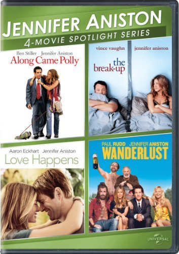 Jennifer Aniston 4 Movie Spotl Jennifer Aniston 4 Movie Spotl Ws Nr 2 DVD