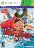 Xbox 360 Kinect Wipeout Create & Crash (kinec Activision Inc. E10+