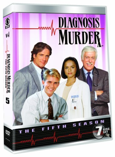 Diagnosis Murder Season 5 DVD Nr
