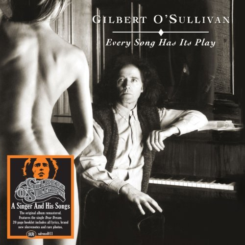 Gilbert O'sullivan Every Song Has Its Play Import Gbr