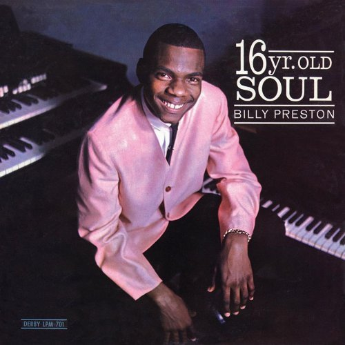 Billy Preston 16 Yr. Old Soul