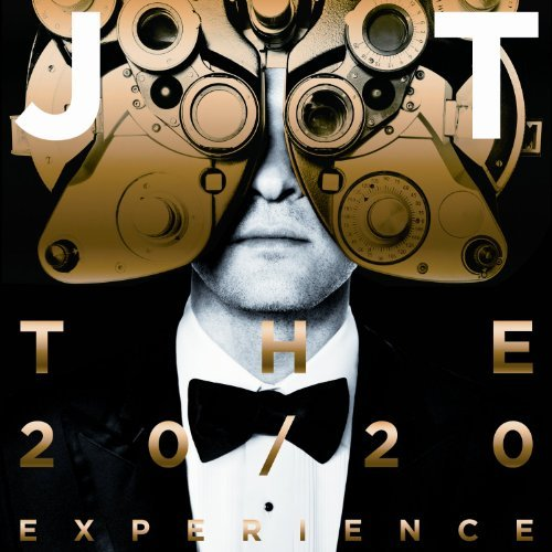 Justin Timberlake 20 20 Experience 2 Of 2 Explicit Version 2 Lp Incl. Download Insert