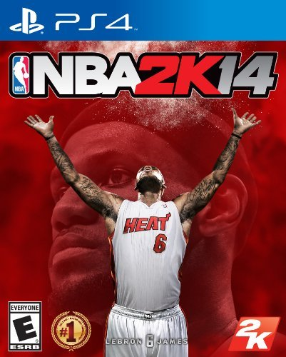 Ps4 Nba 2k14 Take 2 Interactive E