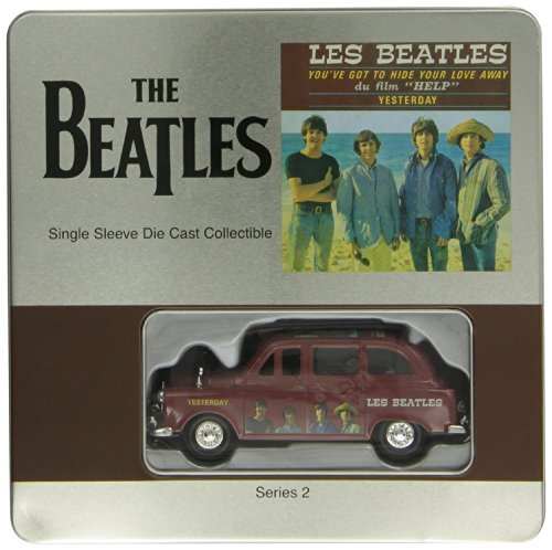 Beatles You've Got To Hide Your Love A Corgi Die Cast Taxi And T Shirt