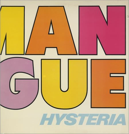 Human League Hysteria