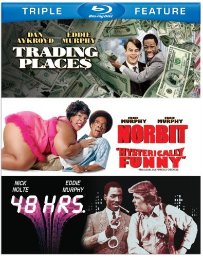 Trading Places Norbit 48 Hours Murphy Eddie Blu Ray Ws Nr