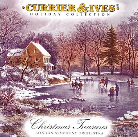 London Symphony Christmas Treasures Currier And Ives Component Al