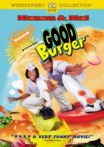 Good Burger Mitchell Thompson DVD Pg Ws