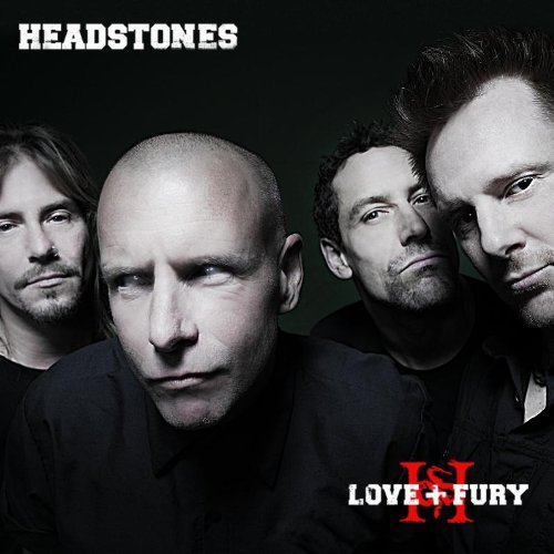 Headstones Lovefury Love + Fury