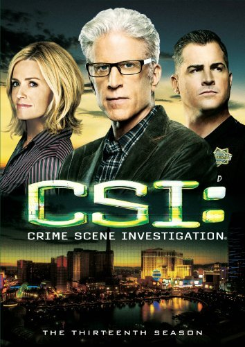 Csi Season 13 DVD