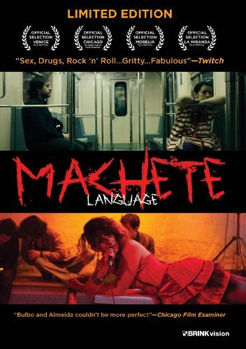 Machete Language Machete Language Spa Lng Nr