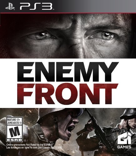 Ps3 Enemy Front