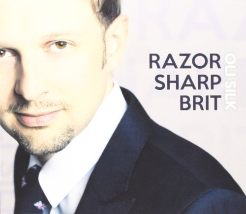 Oli Silk Razor Sharp Brit