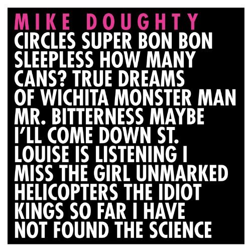 Mike Doughty Circles Digipak