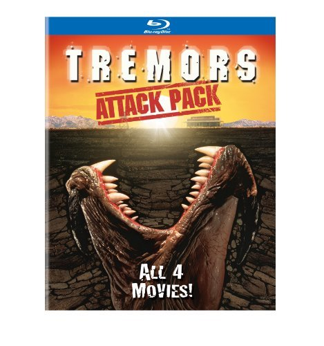 Tremors Attack Pack Blu Ra Pg13 2 Br