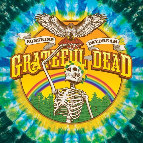 Grateful Dead Sunshine Daydream (veneta Or 8 3 CD 1 DVD