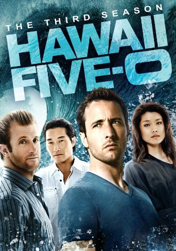 Hawaii Five O Season 3 DVD
