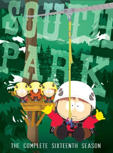 South Park South Park Season 16 Ws Nr 3 DVD