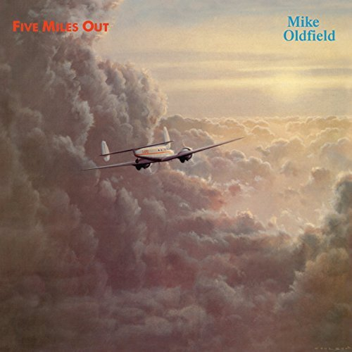 Mike Oldfield Five Miles Out Import Eu