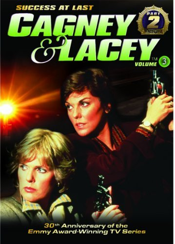 Cagney & Lacey Cagney & Lacey Vol. 3 Pt. Ii Nr 3 DVD