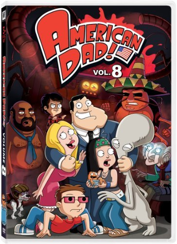 American Dad Volume 8 DVD Volume 8