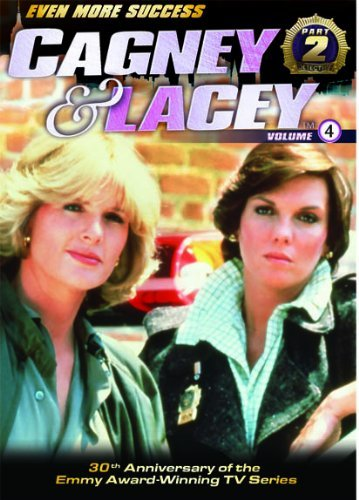 Cagney & Lacey Cagney & Lacey Vol. 4 Pt. Ii Nr 3 DVD
