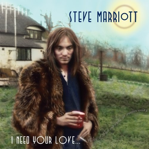 Steve Marriott Need Your Love (like A Fish Ne 2 CD Incl. Book