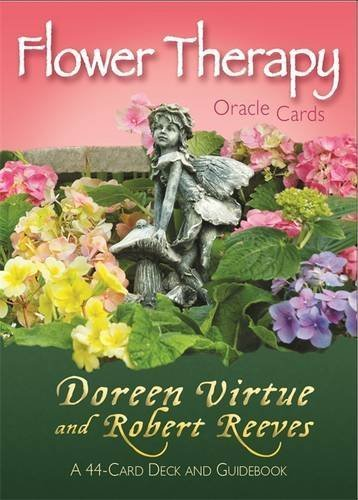 Doreen Virtue Flower Therapy Oracle Cards A 44 Card Deck And Guidebook
