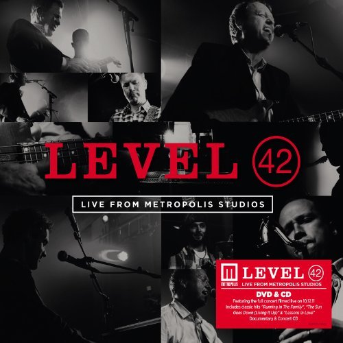 Level 42 Level 42 Live From Metropolis Import Gbr Incl. DVD