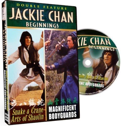 Snake & Crane Magnificent Body Chan Jackie Beginnings Nr