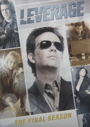 Leverage Season 5 The Final Season DVD Leverage The Final Season