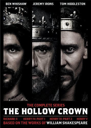 Hollow Crown Complete Series Hollow Crown Ws Nr 4 DVD