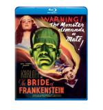 Bride Of Frankenstein Bride Of Frankenstein Blu Ray Nr