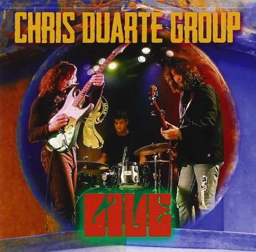 Chris Duarte Group Live