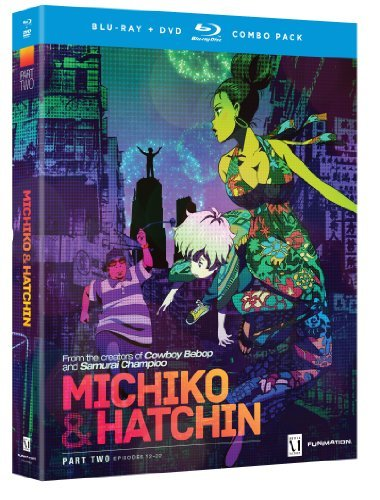 Michiko To Hatchin Complete S Michiko To Hatchin Blu Ray Ws Tvma Incl. DVD
