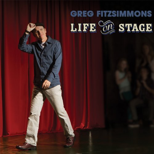 Greg Fitzsimmons Life On Stage Explicit Version Incl. CD